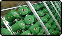 Synthetic Turf and Artificial Grass Mill Production